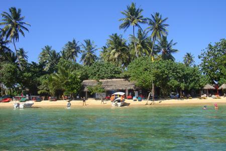 Унаватуна, Шри-Ланка. Фото пляжа и моря. Отзывы об отдыхе в 11